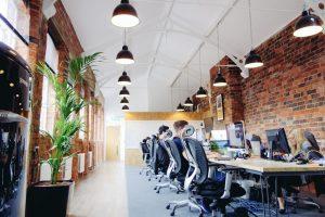 Les plantes au bureau favorise la productivité et le bien-être