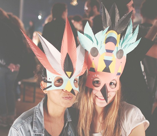 PHOTOCALLMASKS-PARTY
