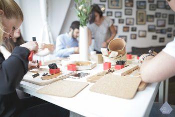 Team building créatif