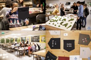 Team building creatif entreprise